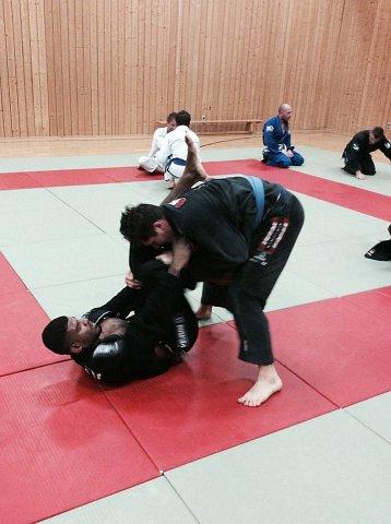Yago de Souza in Action